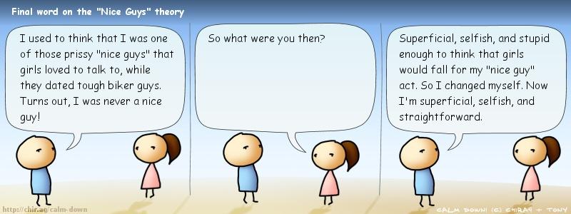 Calm Down! A Web-Comic - Chirag Mehta : chir ag